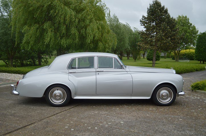 1965 Bentley S3 Saloon For Sale (picture 3 of 12)