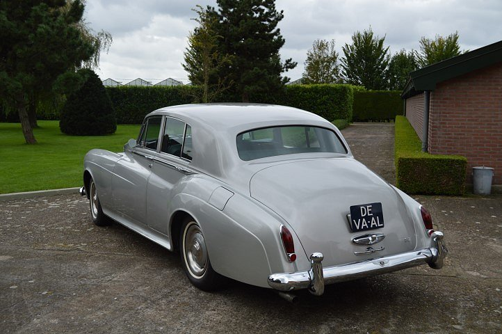 1965 Bentley S3 Saloon For Sale (picture 4 of 12)