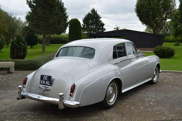 1965 Bentley S3 Saloon For Sale (picture 5 of 12)