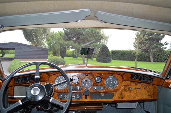 1965 Bentley S3 Saloon For Sale (picture 7 of 12)