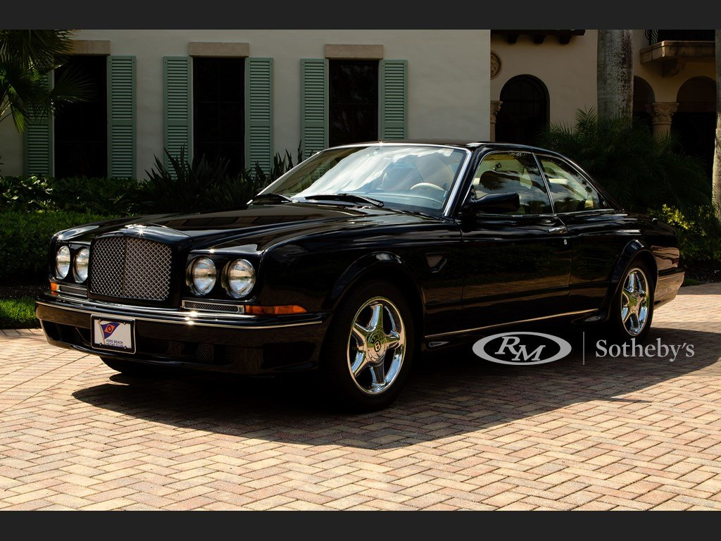 2002 Bentley Continental R Mulliner Wide-Body  For Sale by Auction (picture 1 of 12)