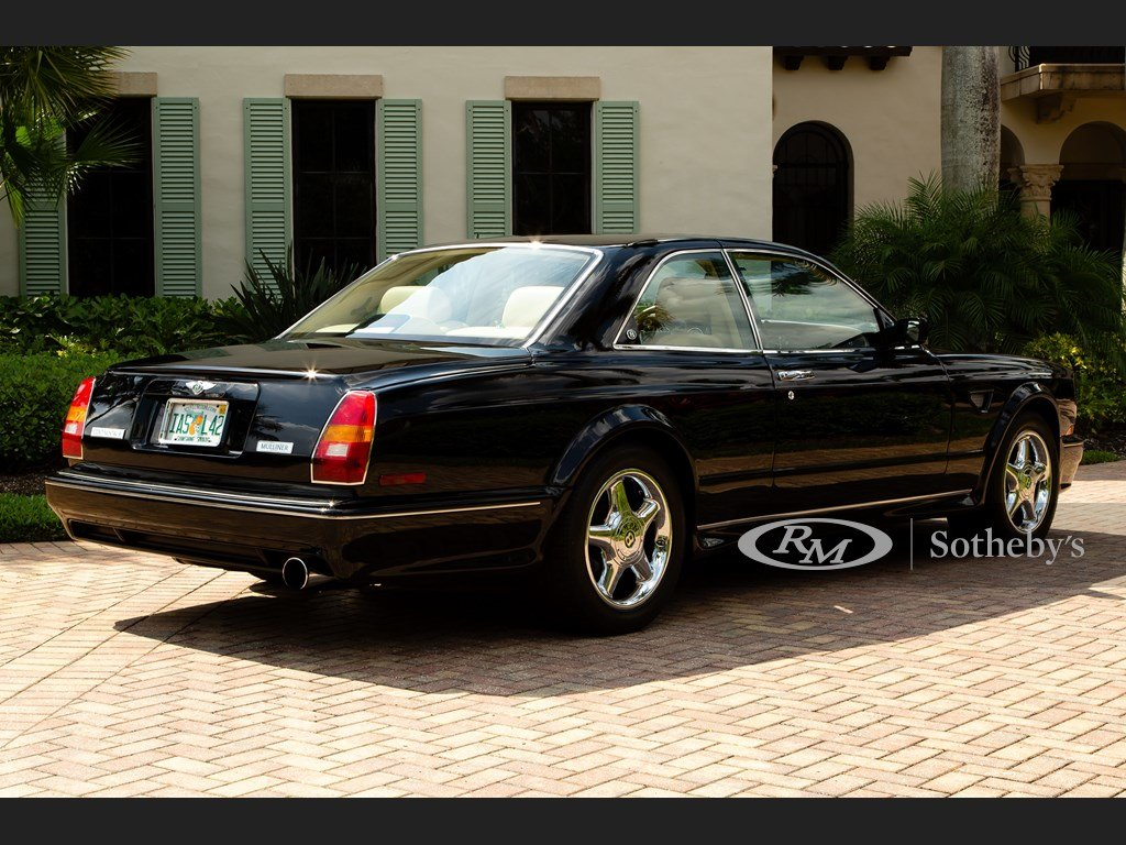 2002 Bentley Continental R Mulliner Wide-Body  For Sale by Auction (picture 2 of 12)