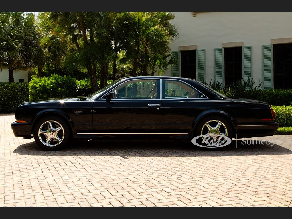 2002 Bentley Continental R Mulliner Wide-Body  For Sale by Auction (picture 5 of 12)