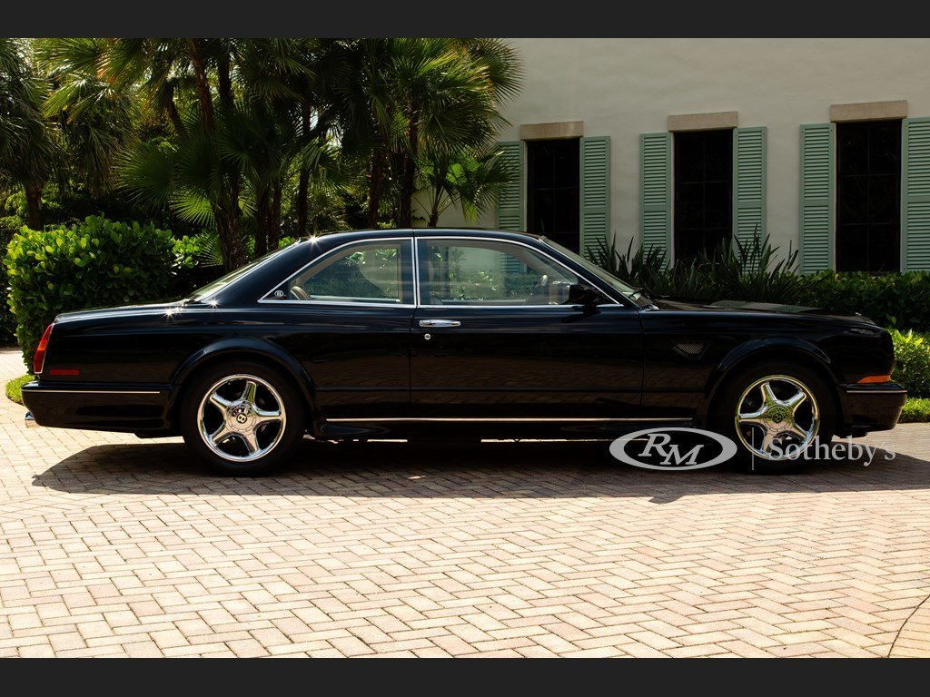 2002 Bentley Continental R Mulliner Wide-Body  For Sale by Auction (picture 6 of 12)