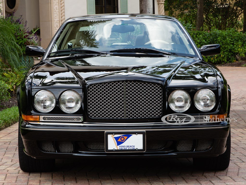 2002 Bentley Continental R Mulliner Wide-Body  For Sale by Auction (picture 7 of 12)