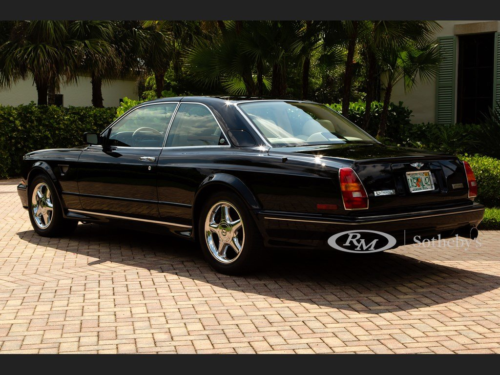 2002 Bentley Continental R Mulliner Wide-Body  For Sale by Auction (picture 10 of 12)