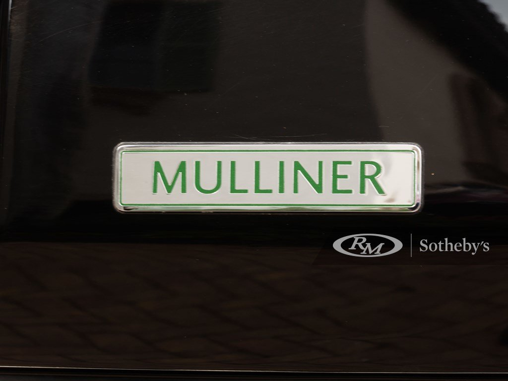 2002 Bentley Continental R Mulliner Wide-Body  For Sale by Auction (picture 11 of 12)