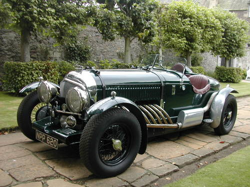 1950 Bentley Brooklands Racer by Petersen - SIMILAR CARS REQD Wanted (picture 1 of 6)