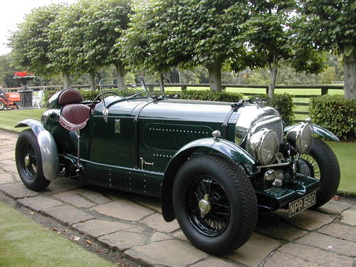 1950 Bentley Brooklands Racer by Petersen - SIMILAR CARS REQD Wanted (picture 4 of 6)