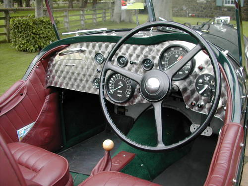 1950 Bentley Brooklands Racer by Petersen - SIMILAR CARS REQD Wanted (picture 5 of 6)