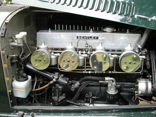 1950 Bentley Brooklands Racer by Petersen - SIMILAR CARS REQD Wanted (picture 6 of 6)