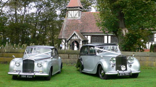 1958 Bentley for Weddings with Chauffeur For Hire (picture 5 of 6)