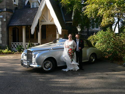 1958 Bentley for Weddings with Chauffeur For Hire (picture 6 of 6)