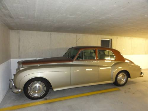 1960 Bentley S2 , Series B, Left Hand Drive For Sale (picture 1 of 6)