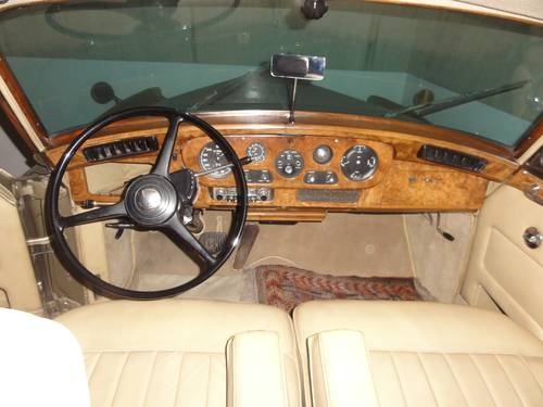 1960 Bentley S2 , Series B, Left Hand Drive For Sale (picture 4 of 6)