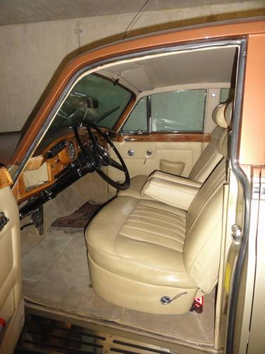 1960 Bentley S2 , Series B, Left Hand Drive For Sale (picture 5 of 6)