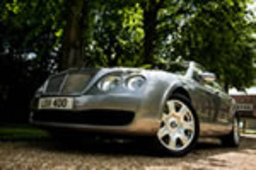 Bentley Continental Flying Spur For Hire (picture 2 of 4)