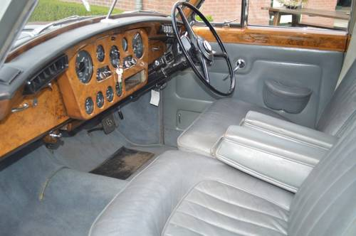 1965 Bentley S3 R.H.D. For Sale (picture 5 of 6)
