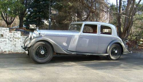 Derby Bentley 1934 For Sale (picture 2 of 6)