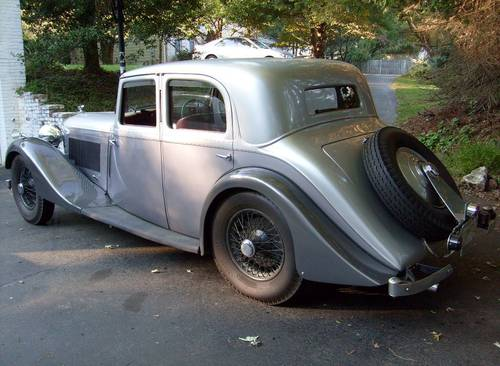Derby Bentley 1934 For Sale (picture 3 of 6)