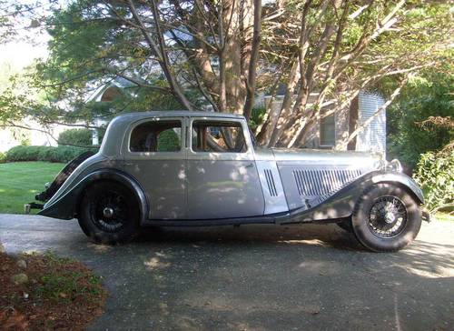 Derby Bentley 1934 For Sale (picture 4 of 6)