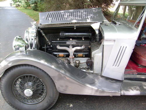 Derby Bentley 1934 For Sale (picture 6 of 6)