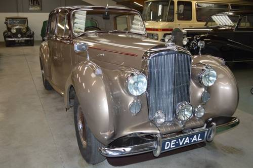 1954 1952 Bentley R-Type / Radford For Sale (picture 1 of 6)