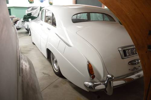 1956 Bentley S1 / Freestone & Webb For Sale (picture 2 of 6)