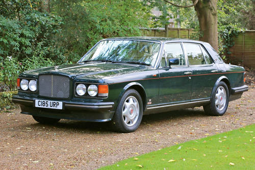 1986 Bentley Turbo For Self Drive and Wedding Hire For Hire (picture 1 of 6)