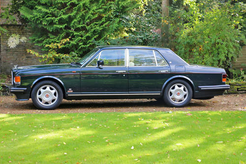 1986 Bentley Turbo For Self Drive and Wedding Hire For Hire (picture 2 of 6)