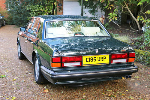 1986 Bentley Turbo For Self Drive and Wedding Hire For Hire (picture 6 of 6)