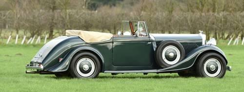 1950 Bentley Mark VI Big Bore Special SOLD (picture 2 of 6)
