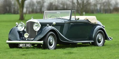 1950 Bentley Mark VI Big Bore Special SOLD (picture 4 of 6)