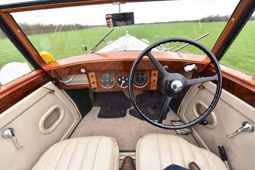 1950 Bentley Mark VI Big Bore Special SOLD (picture 5 of 6)