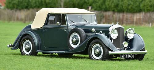 1950 Bentley Mark VI Big Bore Special SOLD (picture 6 of 6)