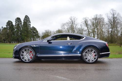 2015 BENTLEY GT SPEED 2016 MODEL For Sale (picture 4 of 6)