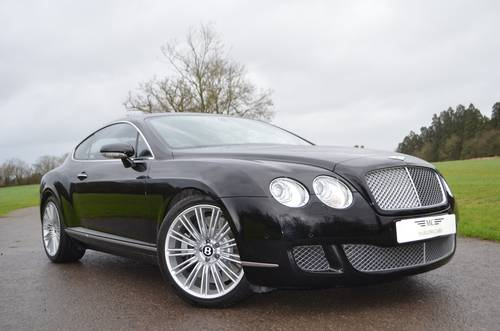 2008 BENTLEY GT SPEED  For Sale (picture 1 of 6)
