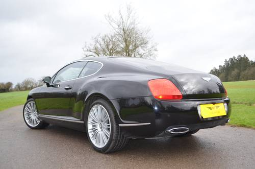 2008 BENTLEY GT SPEED  For Sale (picture 4 of 6)