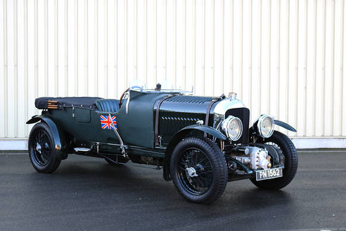 1928  BENTLEY 4.5 LITRE BLOWER For Sale (picture 1 of 6)