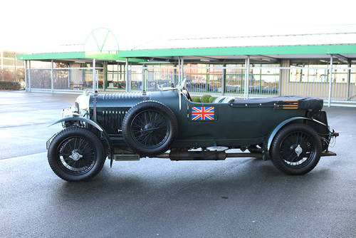 1928  BENTLEY 4.5 LITRE BLOWER For Sale (picture 2 of 6)