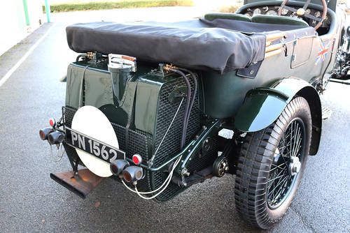 1928  BENTLEY 4.5 LITRE BLOWER For Sale (picture 3 of 6)