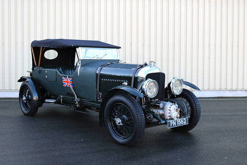1928  BENTLEY 4.5 LITRE BLOWER For Sale (picture 5 of 6)