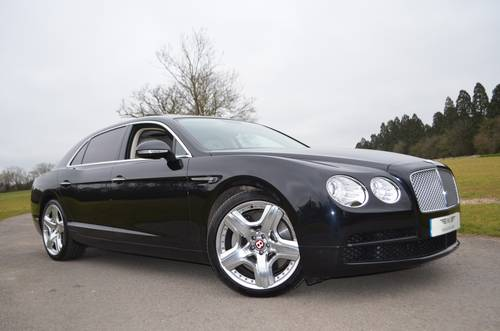 2015 BENTLEY Continental Flying Spur V8 For Sale (picture 1 of 6)
