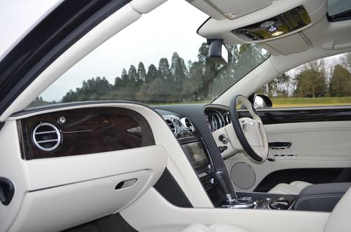 2015 BENTLEY Continental Flying Spur V8 For Sale (picture 5 of 6)