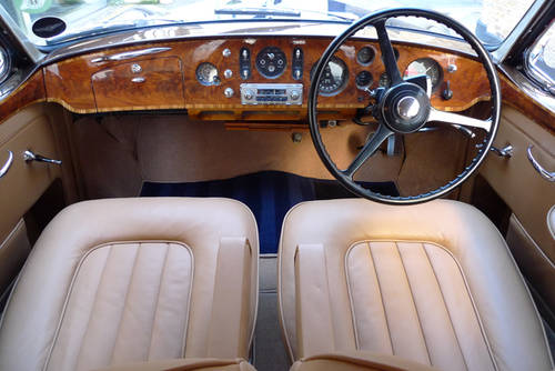 Bentley S1 Continental Fastback by H. J. Mulliner 1957 For Sale (picture 2 of 6)