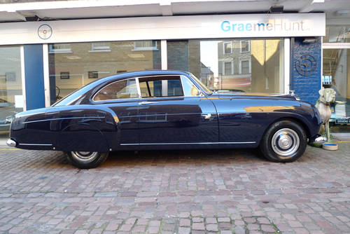 Bentley S1 Continental Fastback by H. J. Mulliner 1957 For Sale (picture 3 of 6)