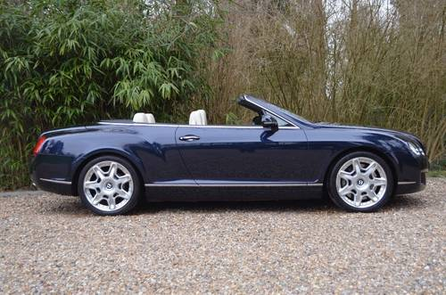 BENTLEY CONTINENTAL GTC MULLINER 2010 MODEL For Sale (picture 4 of 6)