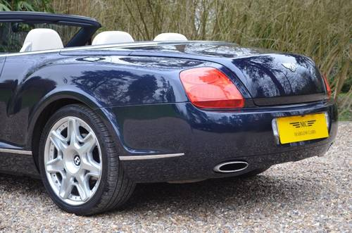 BENTLEY CONTINENTAL GTC MULLINER 2010 MODEL For Sale (picture 6 of 6)