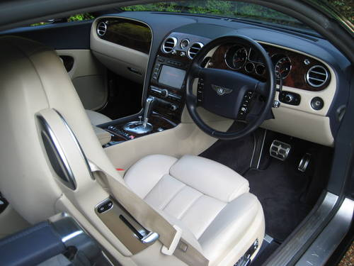 2006 Bentley Continental GT With Just 22,000 Miles From New For Sale (picture 3 of 6)