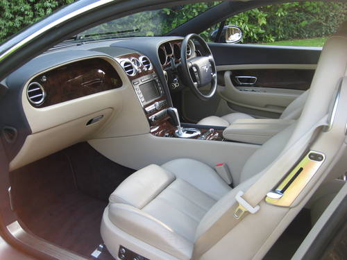2006 Bentley Continental GT With Just 22,000 Miles From New For Sale (picture 4 of 6)